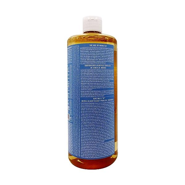 Organic Castile Baby Mild Liquid Soap, 32 fl oz 3
