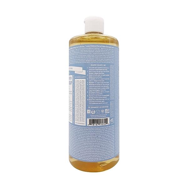 Organic Castile Baby Mild Liquid Soap, 32 fl oz 2