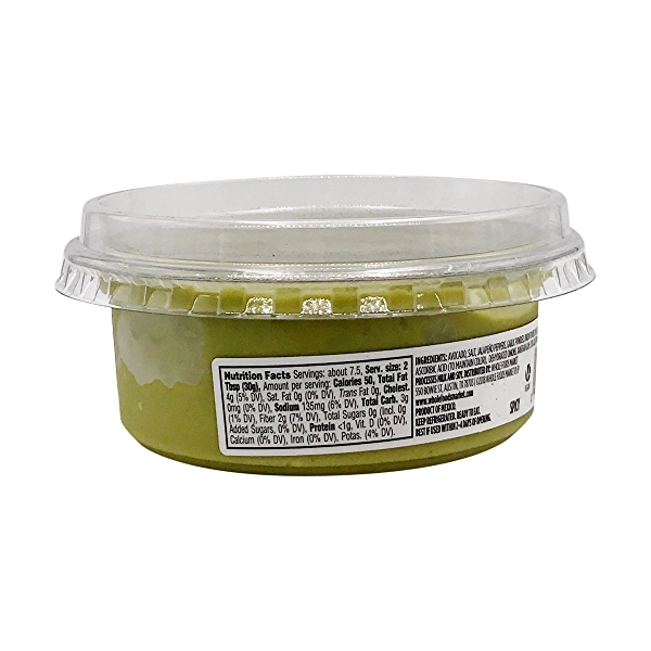 Spicy Guacamole, 8 oz 2