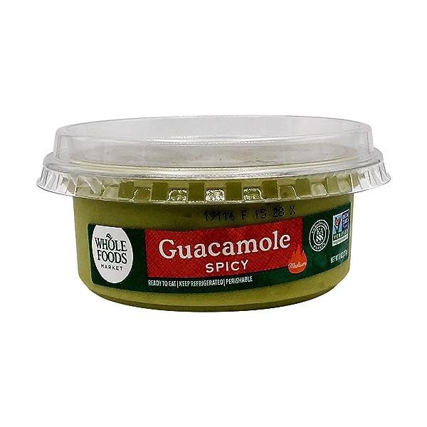 Spicy Guacamole, 8 oz 1