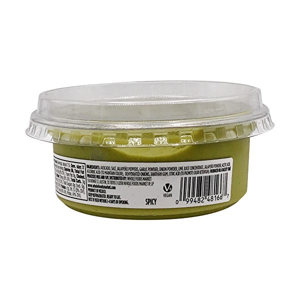 Spicy Guacamole, 8 oz 3