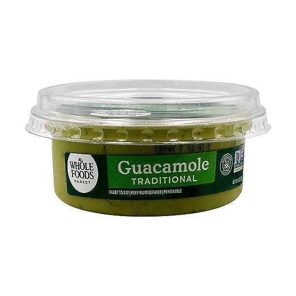 Traditional Guacamole, 8 oz 1