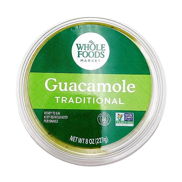 Traditional Guacamole, 8 oz 4