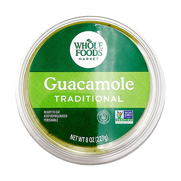 Traditional Guacamole, 8 oz 5