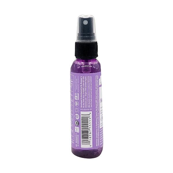 Organic Lavender Hand Sanitizing Spray, 2 fl oz 4