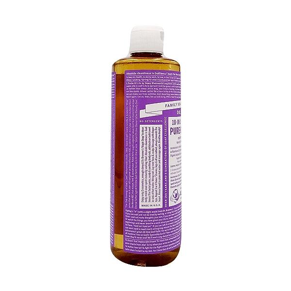 Lavender Soap, 16 fl oz 3