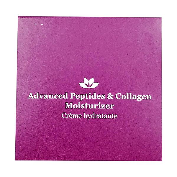 Advanced Peptides & Collagen Moisturizer, 2 oz 5