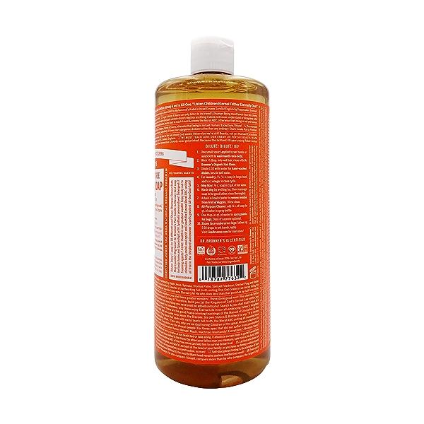 Tea Tree Castile Liquid Soap, 32 fl oz 2