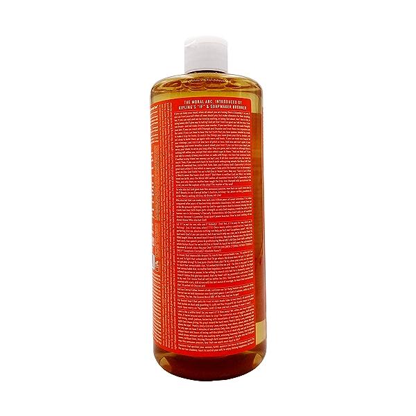 Tea Tree Castile Liquid Soap, 32 fl oz 3
