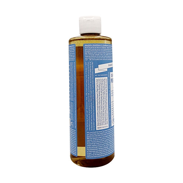 Organic Castile Baby Liquid Soap, 16 fl oz 3