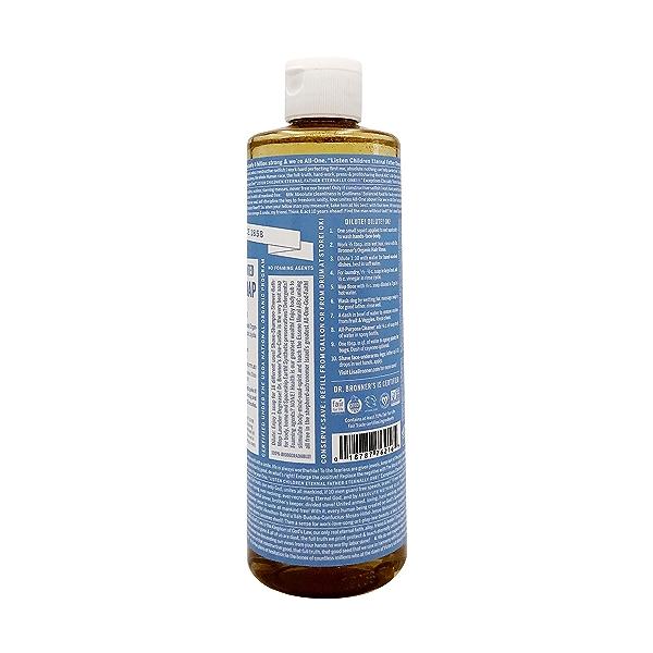Organic Castile Baby Liquid Soap, 16 fl oz 2