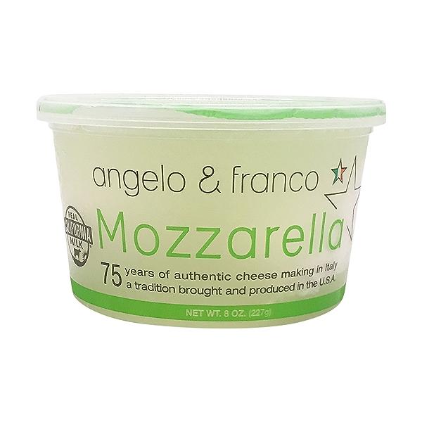 Fresh Mozzarella 5