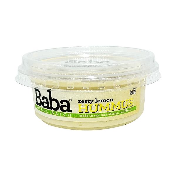 Zesty Lemon Hummus, 8 oz 1