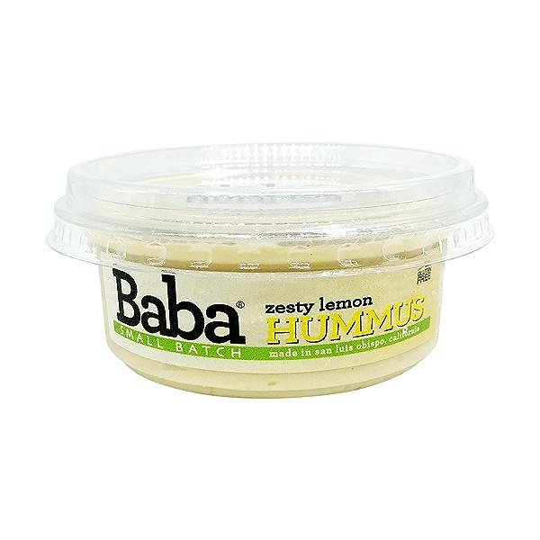 Zesty Lemon Hummus, 8 oz 3