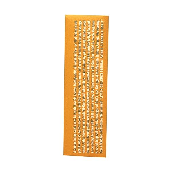 Fairtrade Hemp Citrus Hemp Soap Bar, 5 oz 3