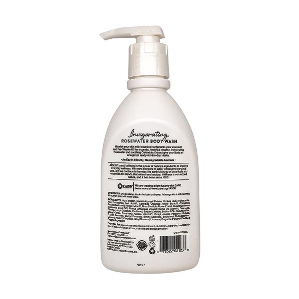 Glycerin Rosewater Body Wash, 30 fl oz 2