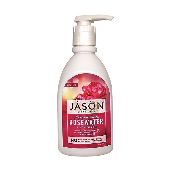 Glycerin Rosewater Body Wash, 30 fl oz 1