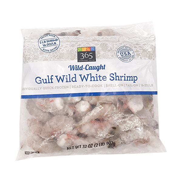White Shrimp 16-20 Count 1