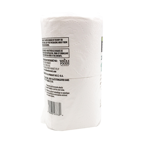 Bath Tissue Double Roll 260 Sheet 6 Count 4