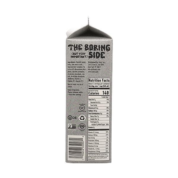 Original Barista Oat Milk, 32 fl oz 2