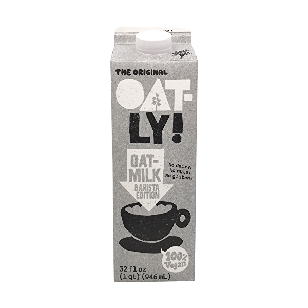Original Barista Oat Milk, 32 fl oz 1