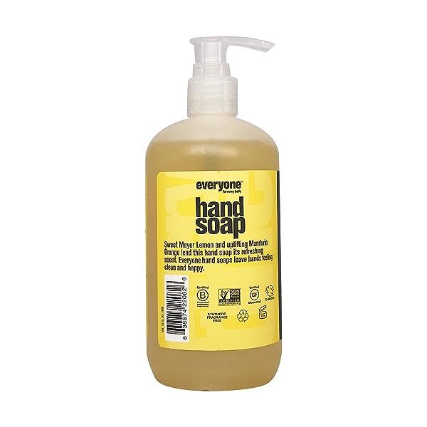 Meyer Lemon Hand Soap, 12.75 fl oz 3