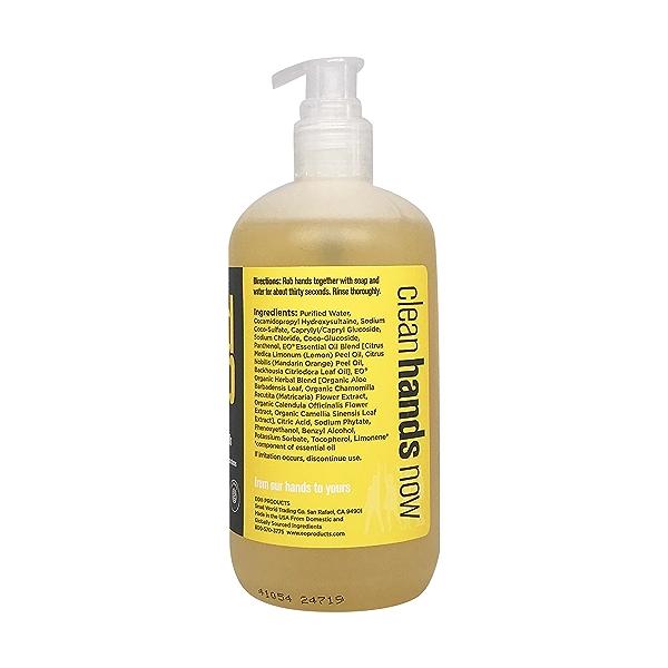 Meyer Lemon Hand Soap, 12.75 fl oz 2