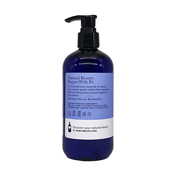 French Lavender Hand Soap, 12 fl oz 3