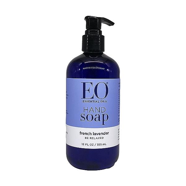 French Lavender Hand Soap, 12 fl oz 1