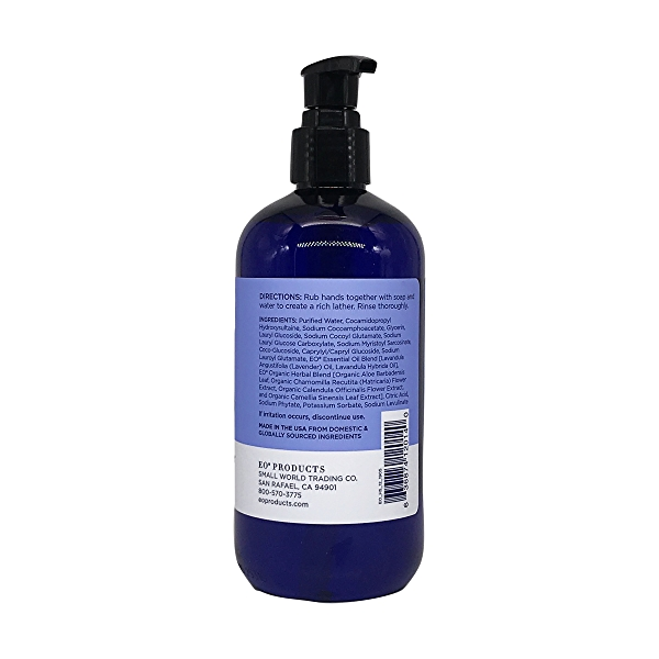 French Lavender Hand Soap, 12 fl oz 2