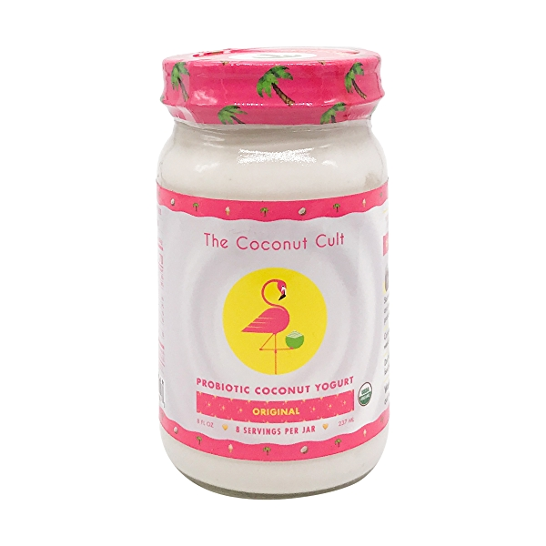 Original Probiotic Coconut Yogurt, 8 fl oz 1