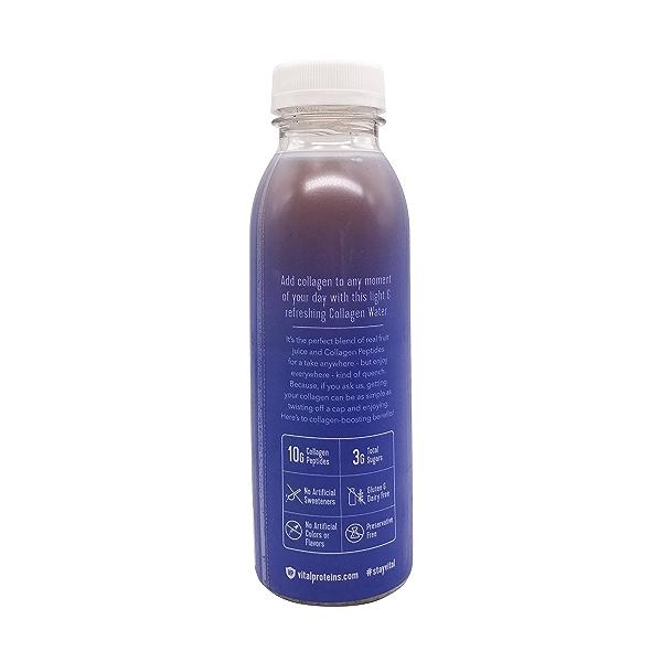 Blueberry Mint Collagen Water, 12 fl oz 3