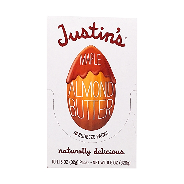 Maple Almond Butter Squeeze Packs, 11.5 oz 1