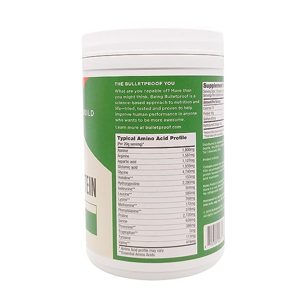 Unflavored Collagen Protein, 8.5 oz 3