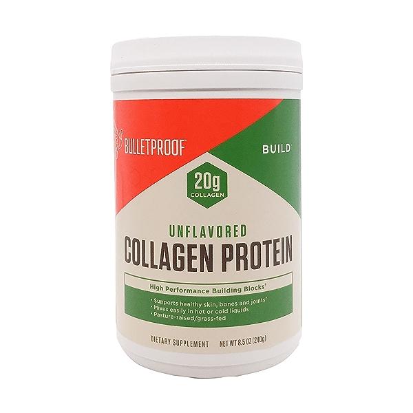 Unflavored Collagen Protein, 8.5 oz 1