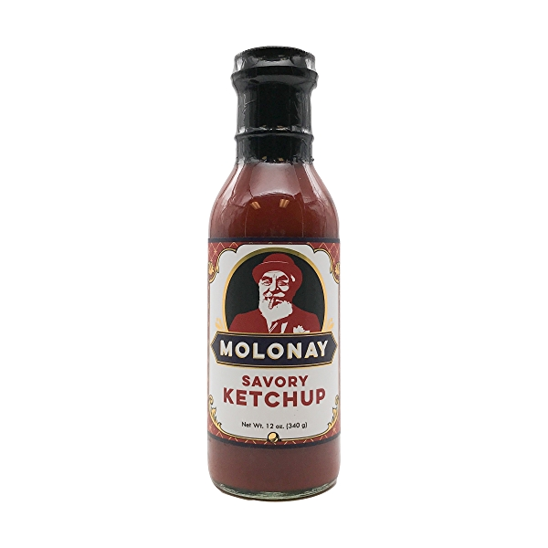 Savory Ketchup, 12 oz 1
