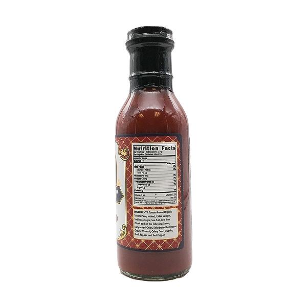 Savory Ketchup, 12 oz 2