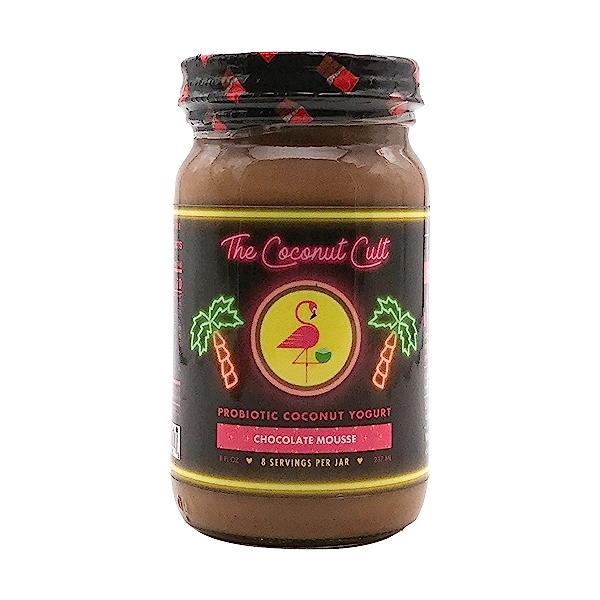 Chocolate Mousse Coconut Yogurt, 8 fl oz 1