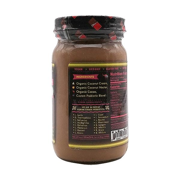 Chocolate Mousse Coconut Yogurt, 8 fl oz 3