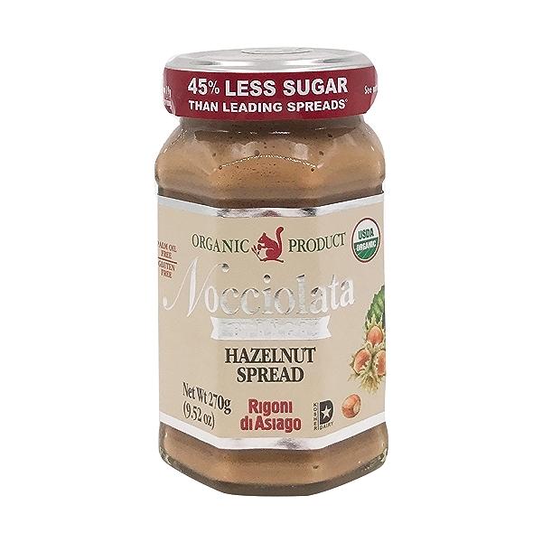 Organic Bianca Hazelnut Spread 1