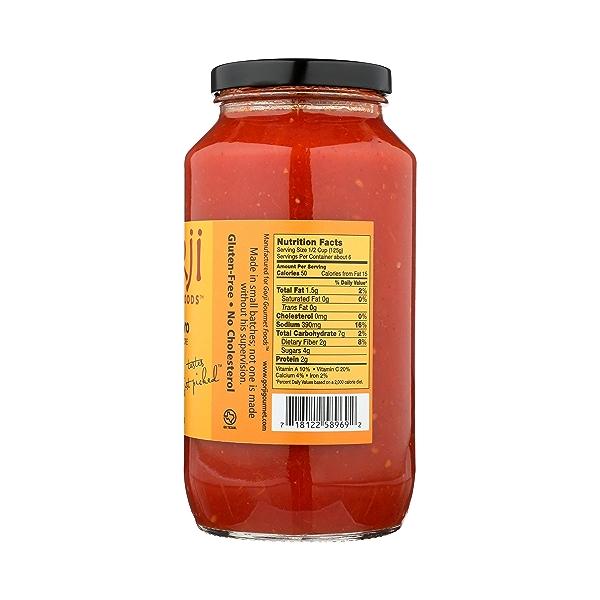 Pasta Sauce Pomodoro 4