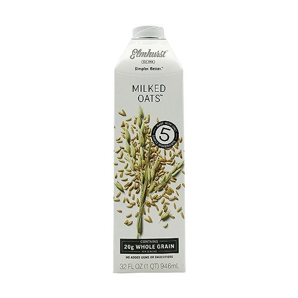Milked Oats, 32 fl oz 1
