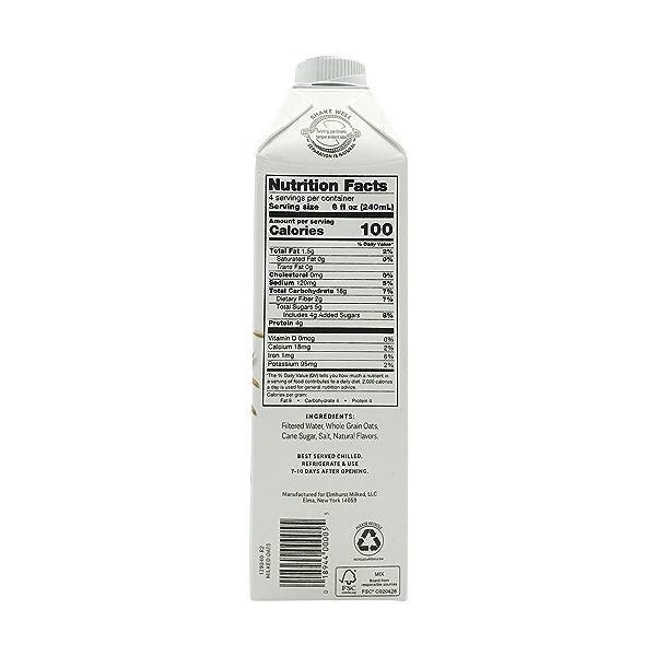 Milked Oats, 32 fl oz 2