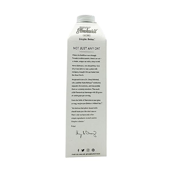 Milked Oats, 32 fl oz 3