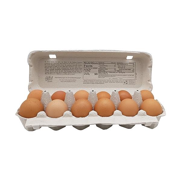 Pasture Raised Jumbo Grade A Eggs 3