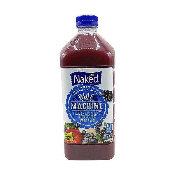 Blue Machine Juice Smoothie, 64 fl oz 1