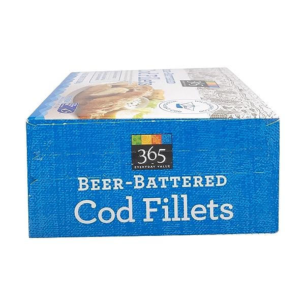 Beer Battered Cod Fillets 4