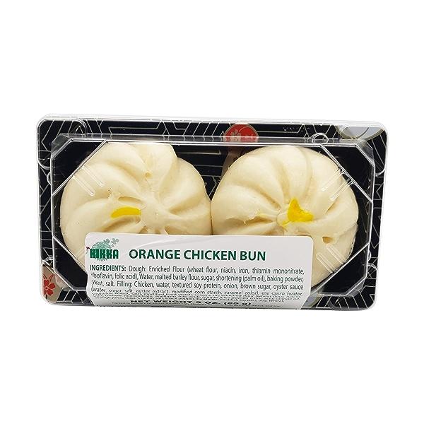 Orange Chicken Bun, 3 oz 1