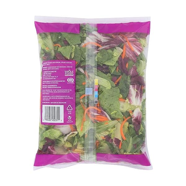 Organic Romaine Salad 3