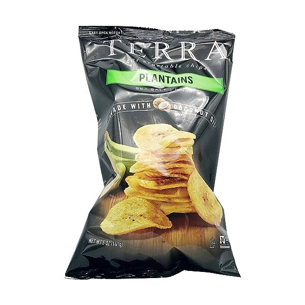 Sea Salt Plantain Chips, 5 oz 1